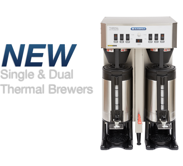 Thermal Brewers