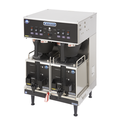 Dual Satellite Brewer System Model # 9221 - Bloomfield
