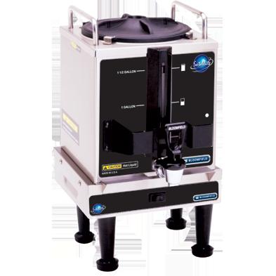 Single Satellite Coffee Warmer Model # 9441 - Bloomfield